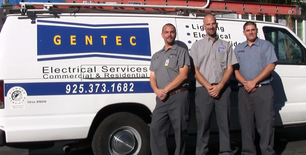 Gentec Electrical service in Fremont