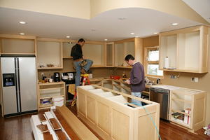 Pleasanton CA kitchen wiring by certified electricians